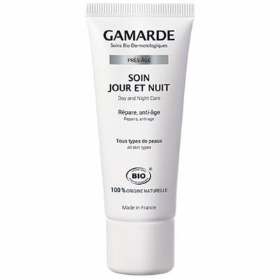 Органичен възстановяващ крем за лице GAMARDE против стареене