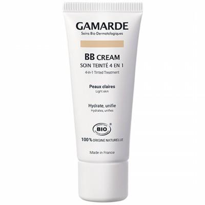 Органичен BB крем GAMARDE за светла кожа