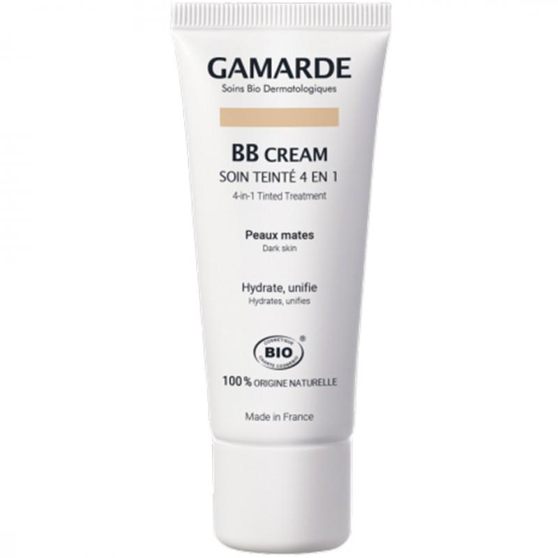 Органичен BB крем GAMARDE за чувствителна кожа
