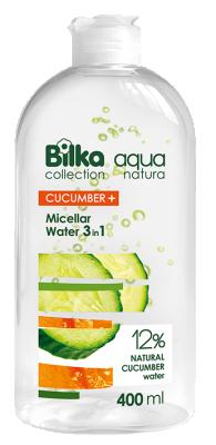 Мицеларна вода 3в1 Bilka Aqua Natura