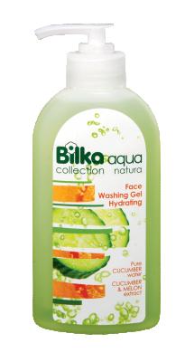 Хидратиращ гел за измиване на лице Bilka Aqua Natura
