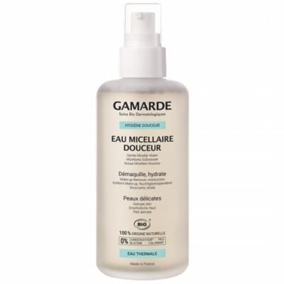 Органична мицеларна вода GAMARDE