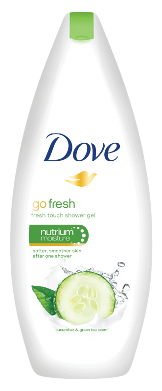 Душ гел Dove Fresh touch