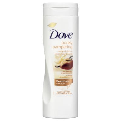 Лосион за тяло Dove Purely pampering