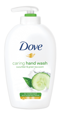Течен крем сапун Dove Fresh Touch