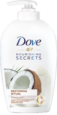 Течен сапун Dove Restoring ritual