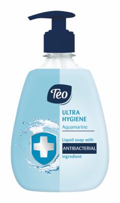 Течен сапун Teo Milk Rich Ултрахигиенен