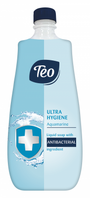 Течен сапун Teo Milk Rich Ултрахигиенен Пълнител