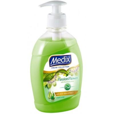 Течен сапун Medix Cream collection Passion flower