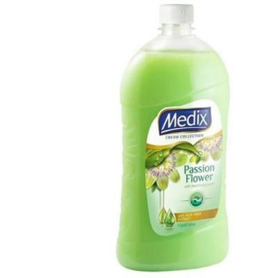 Течен сапун Medix Cream collection Passion flower пълнител