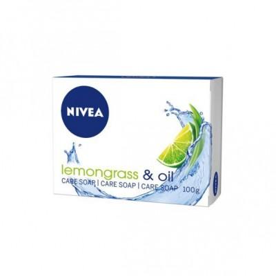 Сапун Nivea lemongrass & oil