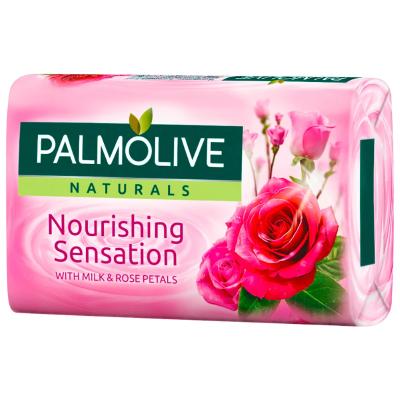 Сапун Palmolive Naturals мляко и розов цвят