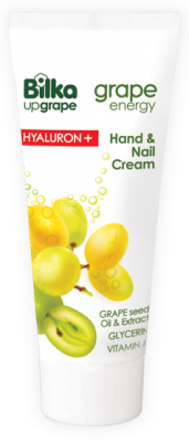 Крем за ръце и нокти Bilka Grape energy
