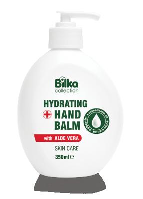 Балсам за ръце с алое вера Bilka Hygiene хидратиращ