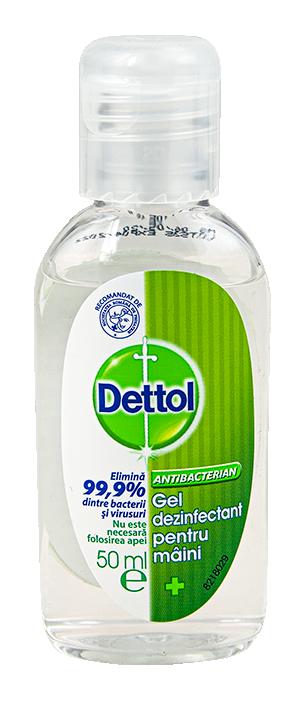 Антибактериален гел за ръце Dettol
