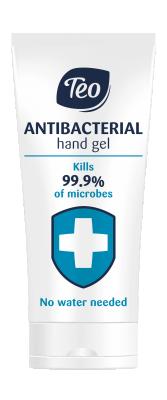 Антибактериален гел за ръце Teo Antibacteria