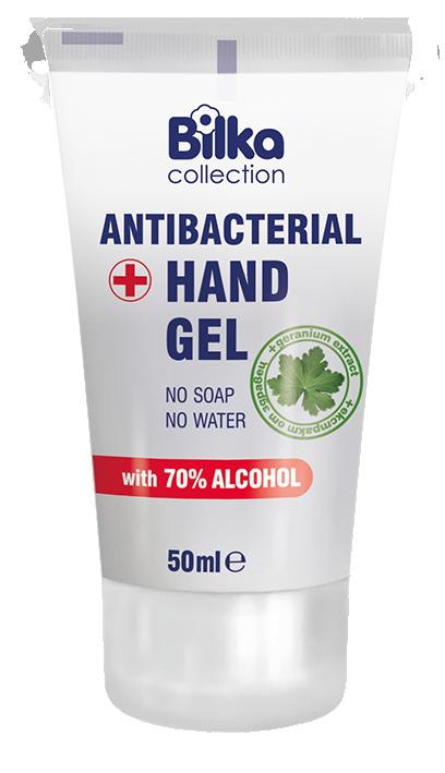 Антибактериален гел за ръце Bilka Hygiene