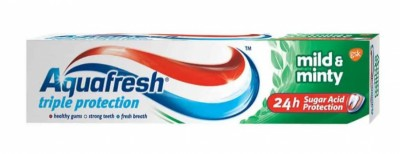 Паста за зъби Aquafresh Mild & Mindy