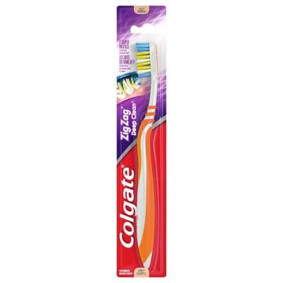 Четка за зъби Colgate Zig Zag medium