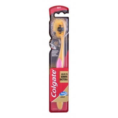 Четка за зъби Colgate 360 Gold soft