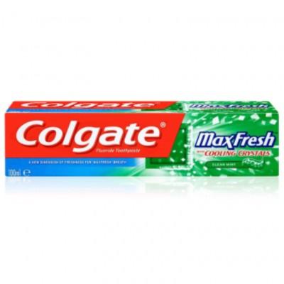 Паста за зъби Colgate Max Fresh Clean mint
