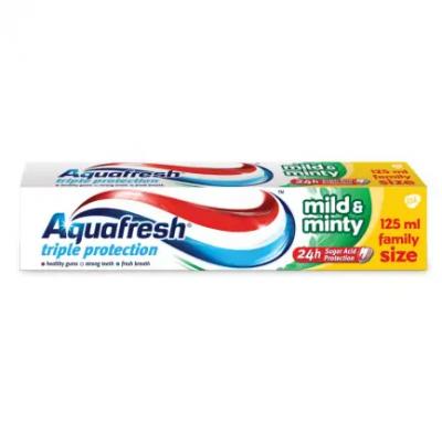 Паста за зъби Aquafresh Mild & Minty