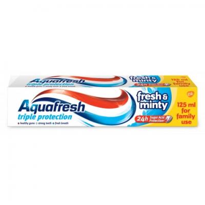 Паста за зъби Aquafresh Fresh & Minty