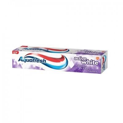 Паста за зъби Aquafresh Active White