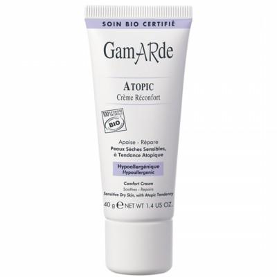 Органичен атопичен крем GAMARDE за лице