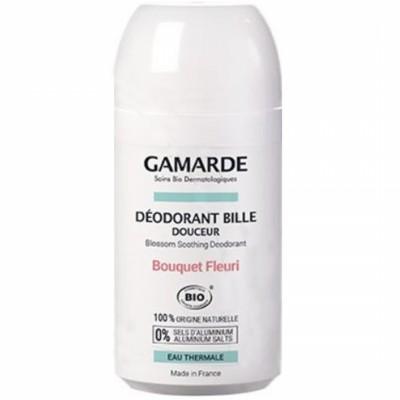 Органичен дезодорант рол-он GAMARDE букет