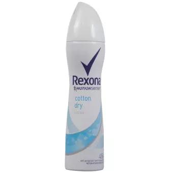 Део спрей Rexona Motionsense Cotton dry