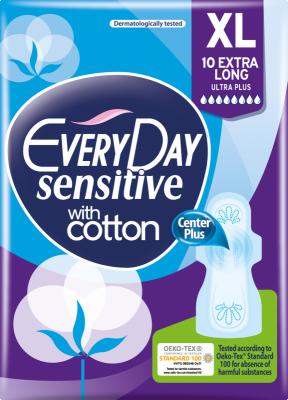EveryDay Sensitive Extra Long Дамски Превръзки