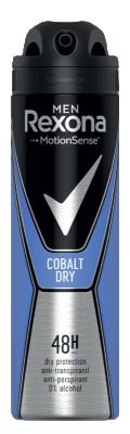 Део Спрей Rexona против изпотяване Men Cobalt Dry
