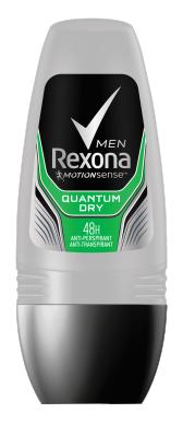Део Рол-он Rexona против изпотяване Men Quantum Dry