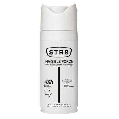 Дезодорант спрей против изпотяване STR8 Invisible force