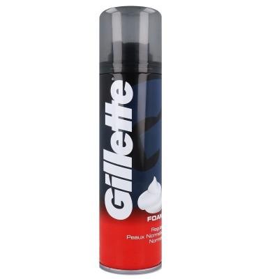 Пяна за бръснене Gillette за нормална кожа