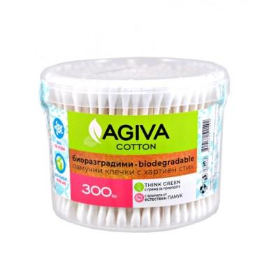 Клечки за уши Agiva биоразградими