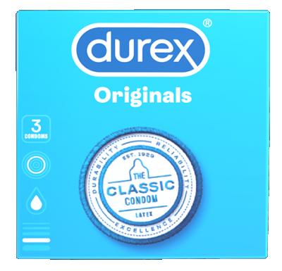 Презервативи Durex Classic