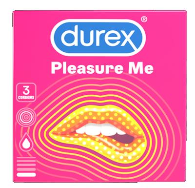 Презервативи Durex Pleasure Me