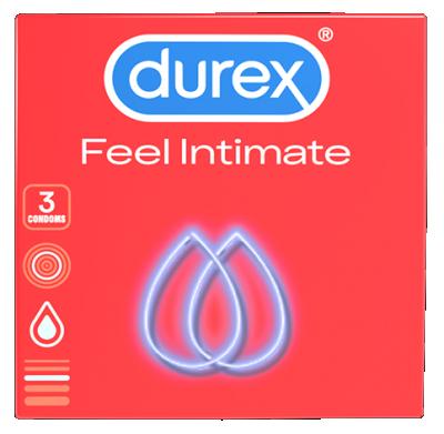 Презервативи Durex Feel Intimate