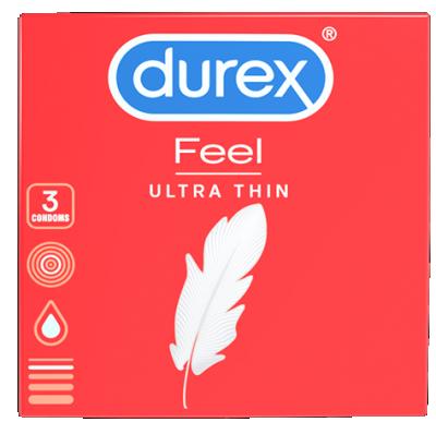 Презервативи Durex Feel Ultra Thin