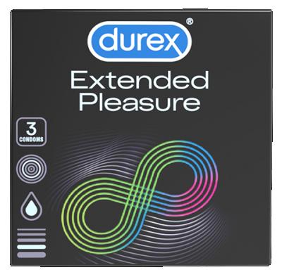 Презервативи Durex Extended Pleasure