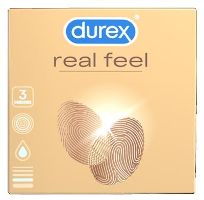 Презервативи Durex Real Feel