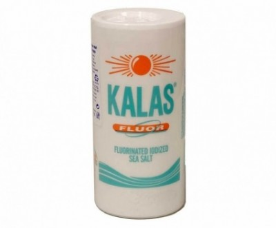 Морска сол Kalas с флуор