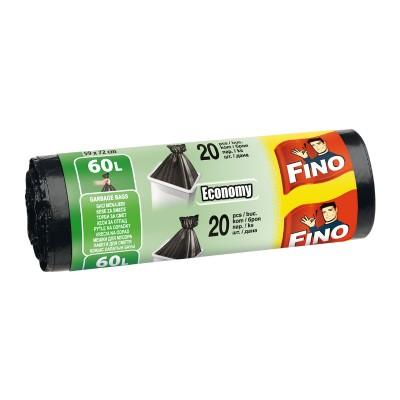 Торби за смет Fino economy 60л