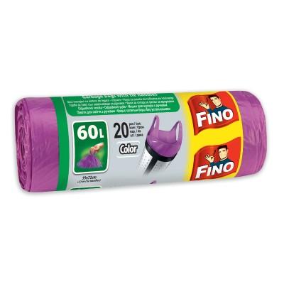 Tорби за смет Fino color 60л