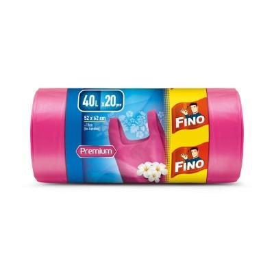 Ароматизирани торби за смет Fino premium 40л