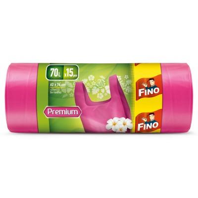 Ароматизирани торби за смет Fino premium 70л