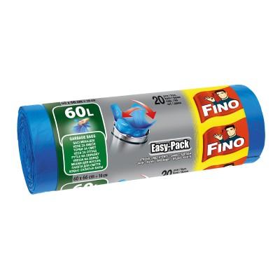 Торби за смет Fino easy-pack 60л