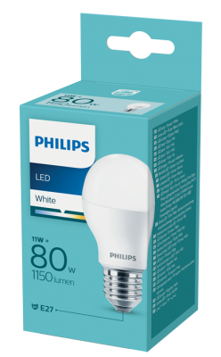 Philips LED крушка 11W=80W E27 3000К